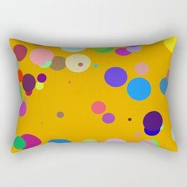 Circles #5 - 03102017 Rectangular Pillow