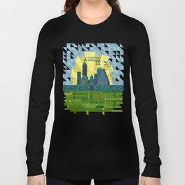 I love Austin, TX Long Sleeve T-shirt