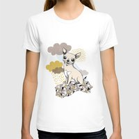chihuahua T-shirts featuring Chihuahua by Camille Roy