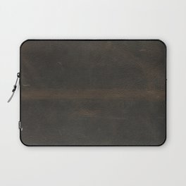 Vintage leather texture Laptop Sleeve