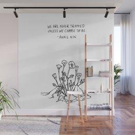 Choose Wall Mural