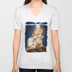 STAR WARS: A New Hope Watercolor Unisex V-Neck