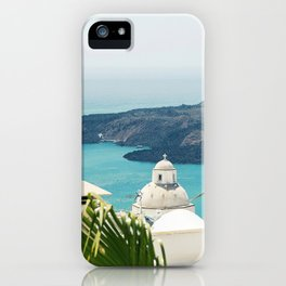 Island View iPhone Case