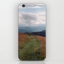 Max Patch iPhone Skin