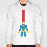 cyclops Hoodies featuring Cyclops by gallant designs