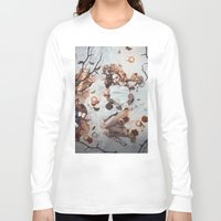 sleeping beauty Long Sleeve T-shirts featuring Sleeping Beauty by Rose's Creation
