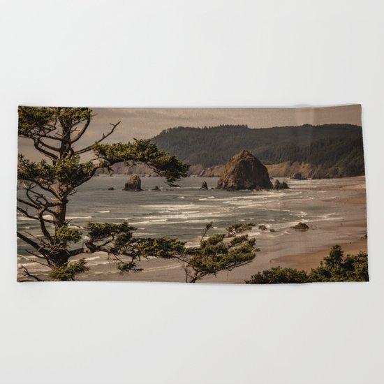 Pacific Summer Beach Towel
