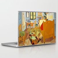 van Laptop & iPad Skins featuring van gogh by gazonula