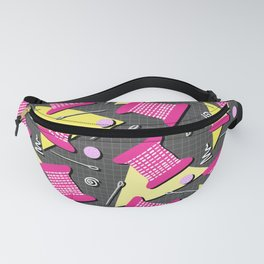 Memphis Sewing Fanny Pack