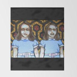 Grady Twins Throw Blanket