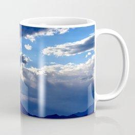 Blue Sky Dusk Coffee Mug