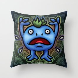 Nu Throw Pillow