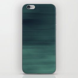 Jaded Forest iPhone Skin