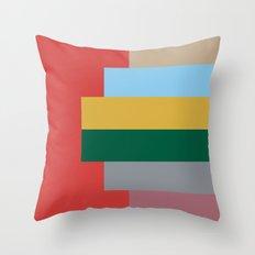 moda v.3 Throw Pillow