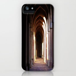Hall in an old Palace iPhone Case