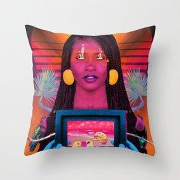 Soualiga Throw Pillow