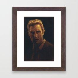 McConaughey Framed Art Print
