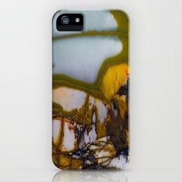 Hart Mountain Jasper iPhone Case