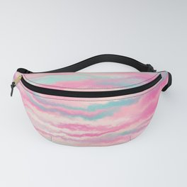 Painted Rainbow 12 Fanny Pack