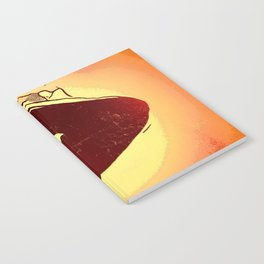 Mourning Sun Notebook