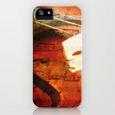 Suite Music iPhone (5, 5s) Slim Case