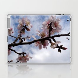 Almond Blossoms Laptop & iPad Skin