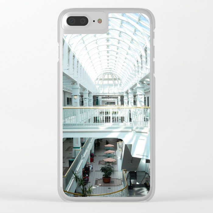 City Centre Clear iPhone Case