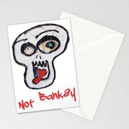 Not Banksy Stationery Cards