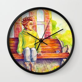 Kidd of Dawnmore Wall Clock