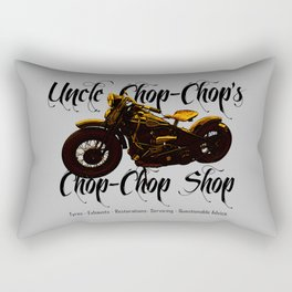Chop Shop Rectangular Pillow