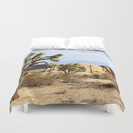 Joshua tree national park Duvet Cover