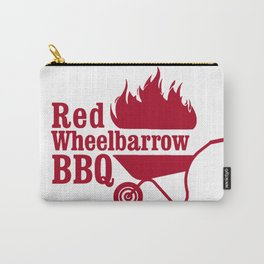 Mr. Robot - Red Wheelbarrow Carry-All Pouch