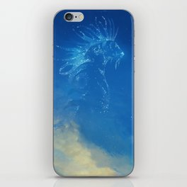 Princess Mononoke - Ashitaka and the Nightwalker iPhone Skin
