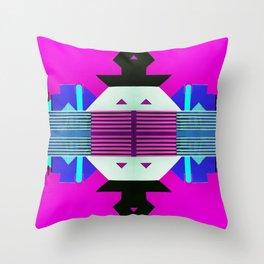 Digital PlayGround 2.1 Throw Pillow
