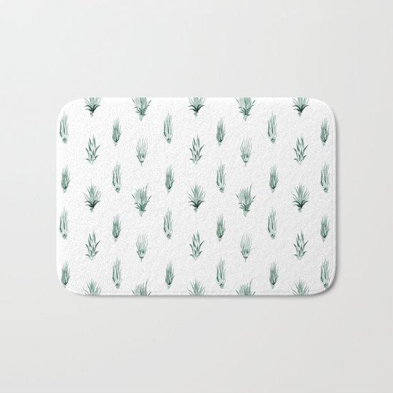 Air Plants Bath Mat