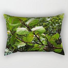 Fresh Greens 2 Rectangular Pillow