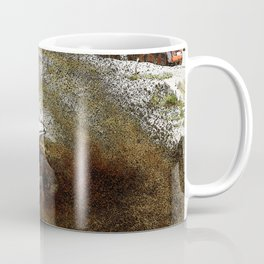 Round the Bend - Dirt-Bike Racing Coffee Mug