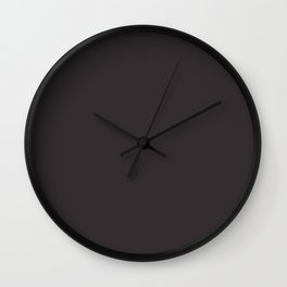 Toledo Thunder Wall Clock