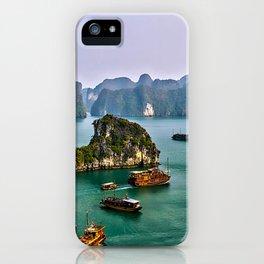 Halong Bay, Vietnam. iPhone Case