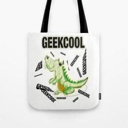 The Dinosaur Geek Cool ! Tote Bag