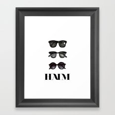 Haim Framed Art Print