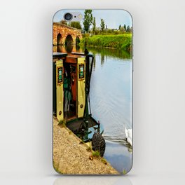 Tranquility. iPhone Skin