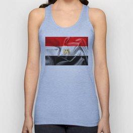 Egypt Flag Unisex Tank Top