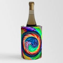 Abstract in perfection 121 Wine Chiller