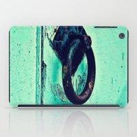door iPad Cases featuring Door by Mr and Mrs Quirynen