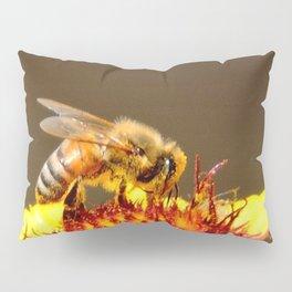 Pollenator at Work Pillow Sham