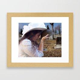 Gilded Memorial Framed Art Print
