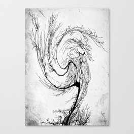 Forest Dance Canvas Print