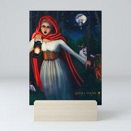 Tales of Jack and Peter Mini Art Print
