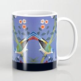 don't let the sun blast your shadow: chinois 1848 Coffee Mug